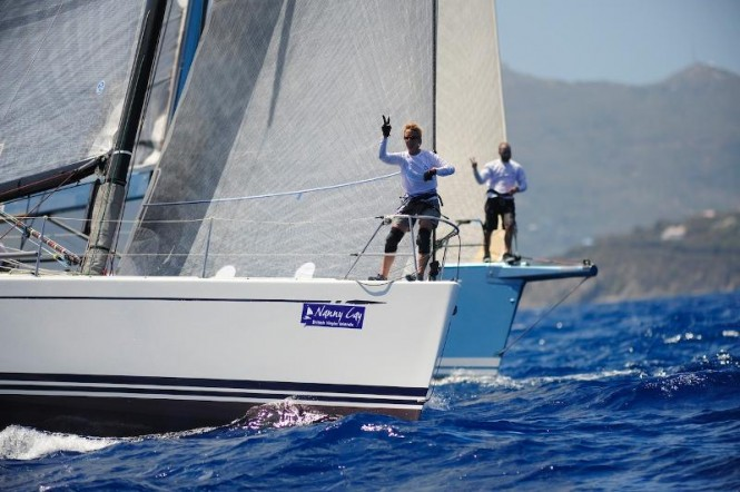 The BVI Spring Regatta & Sailing Festival starts on Monday 26 March Credit Todd VanSickle:BVI Spring Regatta & Sailing Festival