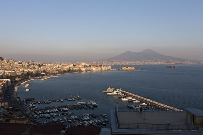 The First 2012 Event of the America´s Cup World Series to start in Naples, Italy next month
