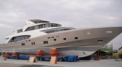 The new 5000 Fly motor yacht LA PELLEGRINA by Couach Yachts