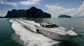 Tony Castro designed luxury motor yacht Elan 42