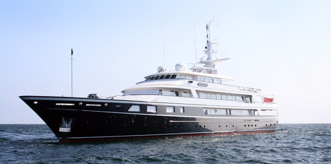 Virginian Superyacht