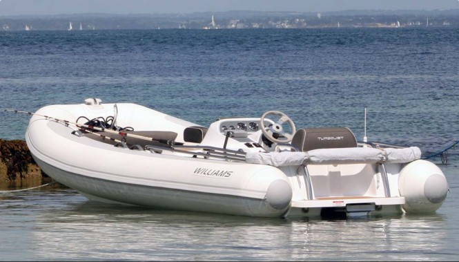 Williams T505 yacht tender