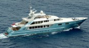 Yacht AQUAMARINA - Image by ISA Shipyard