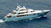 Yacht AQUAMARINA - Image by ISA Shipyard