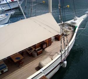 30m Sailing Yacht  RAJA LAUT's exotic yacht charters around Malaysia, Indonesia, Thailand, Myanmar, India, Thailand and Singapore