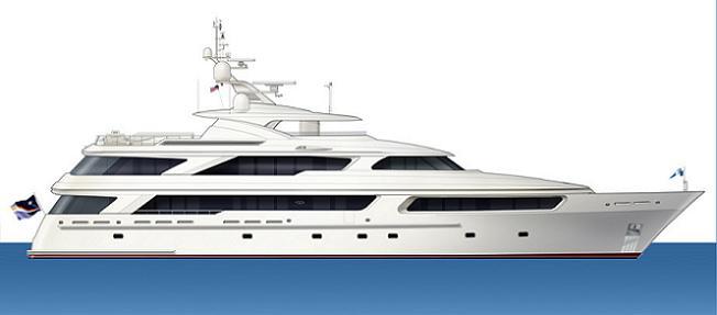 50m luxury motor yacht ARIANNA by Delta Marine