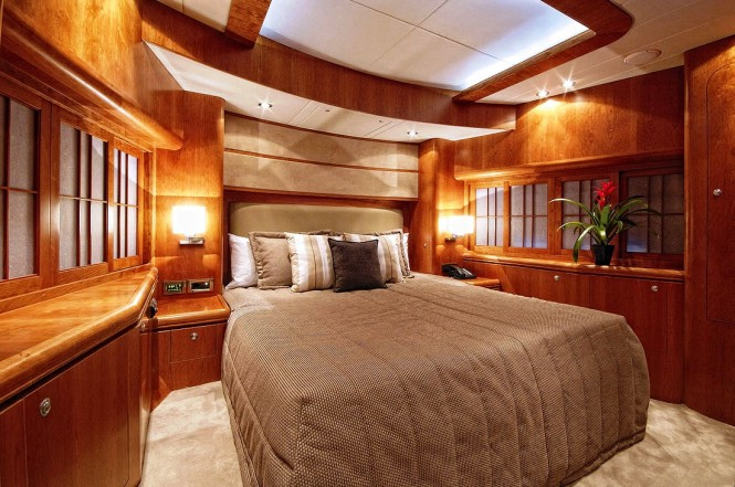 ANNABEL II superyacht - VIP Cabin