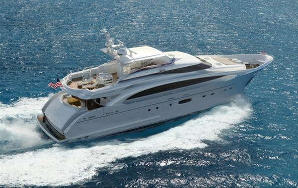 Andrea V superyacht by Horizon Yachts