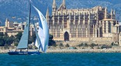 Audi Azzurra Sailing Team with a new TP 52 yacht prepared for the 2012 PalmaVela