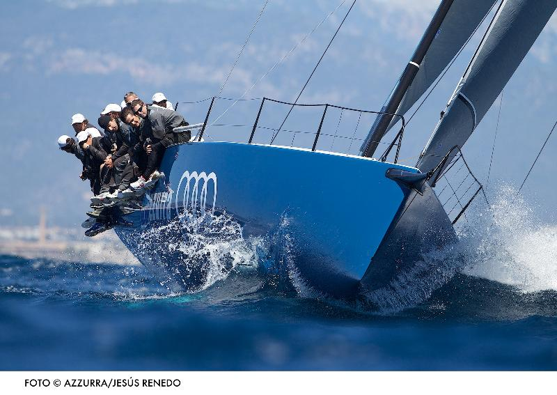 Azzurra Team - Image credit Azzurra-Jesus Renedo