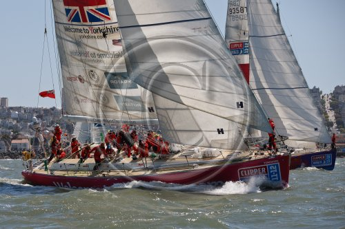 Clipper 11-12 Round the World Yacht Race Credit Abner KingmanonEdition