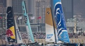 Extreme Sailing Series 2012, ESS, EX40, Multihull, Qingdao, China