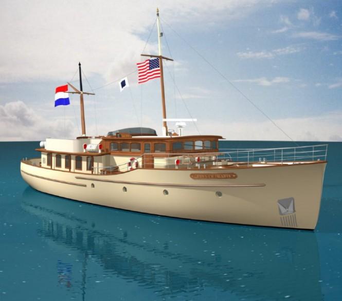 Grande Estime Classic superyacht