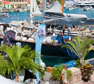 Les Voiles de Saint-Barth 2012: A lay day before the final two days of racing