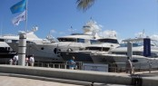 Horizon Yachts at the 2012 Palm Beach Boat Show