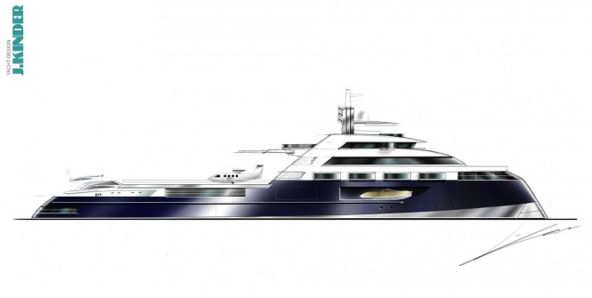 Joachim KINDER-Icon 110M Explorer Yacht
