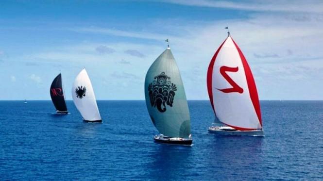 Lorro Piana Caribbean Superyacht Regatta - Credit Dubois Yachts