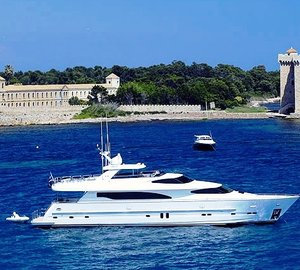 Charter Yacht ANNABEL II offers a 15% discount for Eastern Mediterranean charter vacation in June