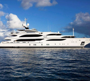 Your Western Mediterranean 'Dream Come True' Aboard Charter Yacht FOUR ACES