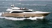 Luxury motor yacht MAYAMA