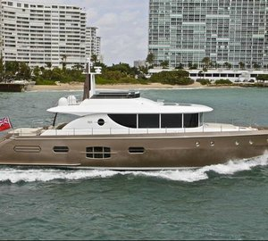 NISI Yachts to be introduced at the Hainan Rendezvous 2012
