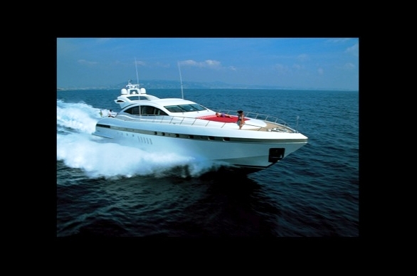 Luxury motor yacht SOAN -  Main