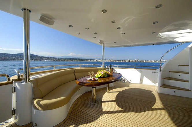 Luxury superyacht ANNABEL II