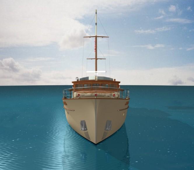 Luxury yacht Grande Estime 78´ Classic