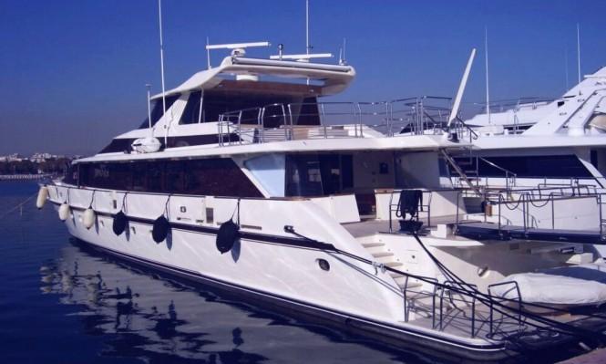 Motor Yacht JIMORA (ex Alcor)