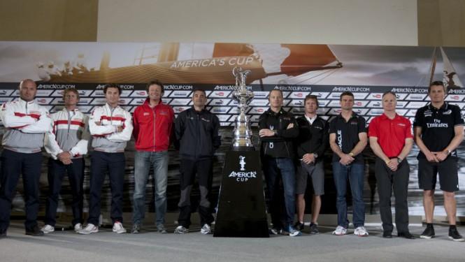 Naples AC World Series to start tomorrow ACEA 2012Photo Gilles Martin-Raget