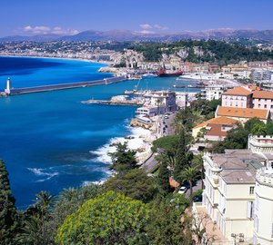 Exceptional French Riviera charter yacht selection for your next luxury charter holiday around the Western Mediterranean