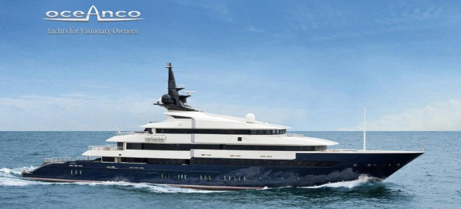 Nuvolari &amp; Lenard designed yacht Seven Seas
