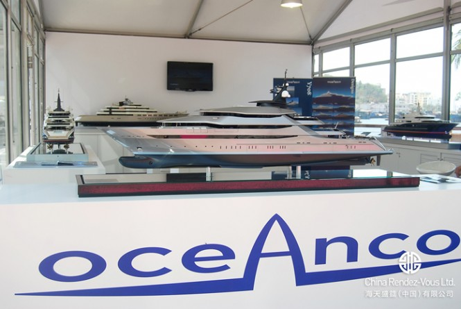 Oceanco at Hainan Rendez-Vous 2012