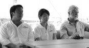 PIMEX 2012 Princess Yachts South East Asia team