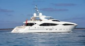 Predator 130 luxury yacht Never Say Never by Sunseeker Yachts