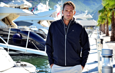 Princess Yachts partner with the famous Italian marine clothing brand SLAM