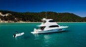 Riviera has also sold the first of its newly release 63 Enclosed Flybridge
