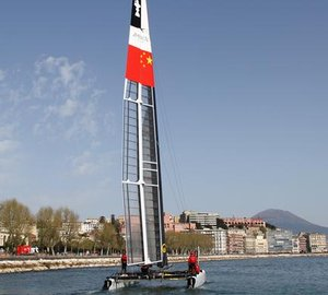 34th America's Cup: Russell Coutts joins China Team in Sanya, China