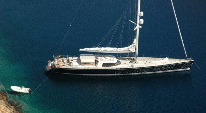 Sailing Yacht VAIMITI