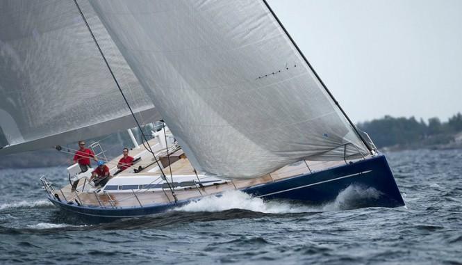 Sailing yacht Swan 80