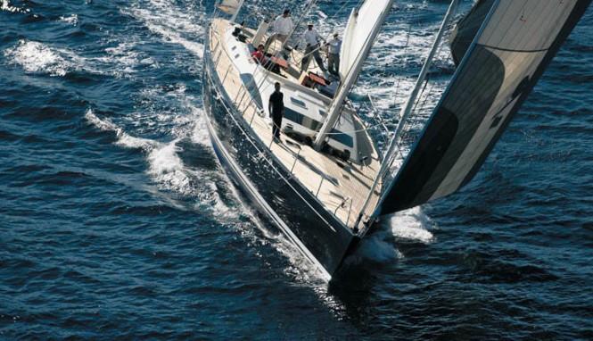 Sailing yacht Swan 82S
