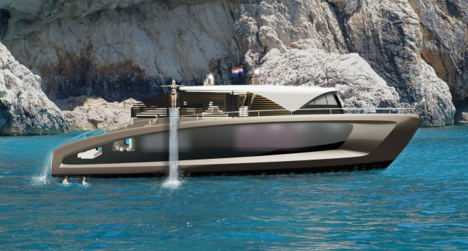 Sea Level motor yacht Jasmine