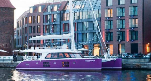 Sunreef 58 Catamaran Yacht