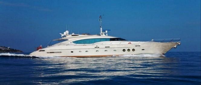 Super Yacht Natalia