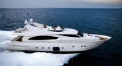 Superyacht Ferretti 881 by Ferretti Yachts