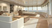 Superyacht PROJECT LIGHT Owners Cabin