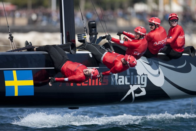 Team Artemis Racing