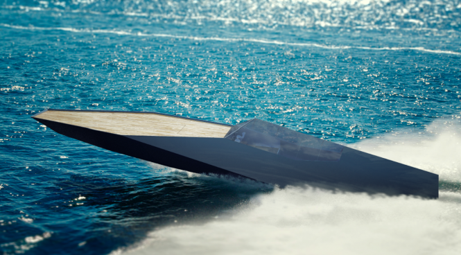 The 38m superyacht Archimedean by Innovation Imperative