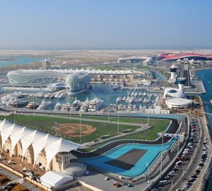 Yas Marina´s superyacht bookings for the 2012 Abu Dhabi Grand Prix now available