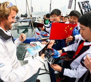 Act 2 of the 2012 Extreme Sailing Series™ in China to start today